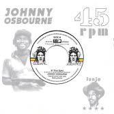 Johnny Osbourne - In Your Eyes / Roots Radics - Dangerous Match Four (Jah Guidance / VP) 7""